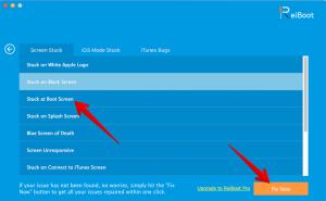 Tenorshare ReiBoot iOS for PC Crack